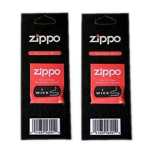 ZIPPO ウィック(替え芯) ジッポー社製純正消耗品 ★2個セット★ ns-progress