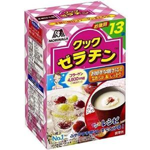 森永製菓 クックゼラチン 13袋入|ns-progress