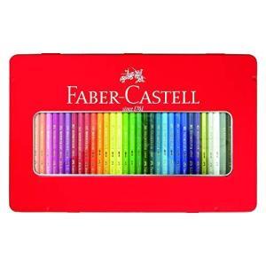 ファーバーカステル 水彩色鉛筆 平缶 36色セット TFC-WCP/36C|ns-progress