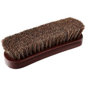 [コロニル] 馬毛ブラシ 靴磨き 汚れ落とし クリーニング あらゆる素材に対応可能 靴 バッグ 小物 Brown F|ns-progress