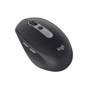 ロジクール ワイヤレスマウス 無線 静音 Bluetbooth Unifying 7ボタン M590GT グラファイトトーナル ワイヤレス マウス w|ns-progress