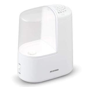 アイリスオーヤマ 加湿器 加熱式加湿器 ホワイト SHM-120R1-W|ns-progress