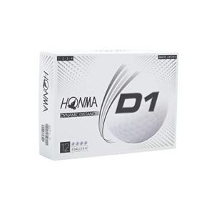 本間ゴルフ D1ボール ホワイト ns-progress