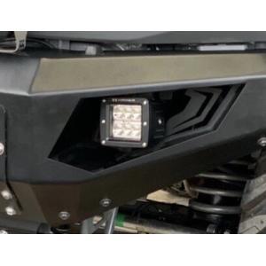 HAMER4x4 LEDキュービックランプ 2個セット(IRONMANフロントバンパー用)|ns-stage