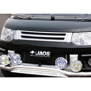 JAOS(ジャオス) フロントグリル カメラ無用 デリカD:5用 ns-stage