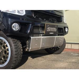 エブリイ ワゴン・バン全車用J-STYLEフロントバンパー本体 DA17W/DA17V ns-stage