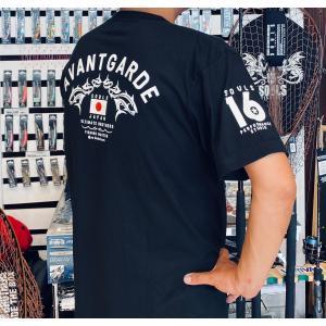【限定販売商品】SOULS アバンギャルド Tシャツ ≪ブラック≫(コットン)|ns-stage