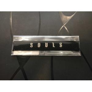 "SOULS ワッペン ""SOULS(小)""|ns-stage"