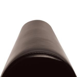 半円ロングマクラ ( 小サイズ ) 高さ8cm 全2色 「 マッサージ枕 整体枕 足枕 フットピロー 足まくら 」◆ nshop-y 05