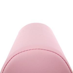 半円マクラ 全5色 高さ9cm 「 マッサージ枕 額マクラ 整体枕 エステマクラ 寝枕 首枕 クッション ネックピロー 」◆ nshop-y 05