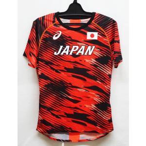 陸上ウェア アシックス(asics) 陸上日本代表オーセンティックシャツ 2091A128-600−陸上ウェア