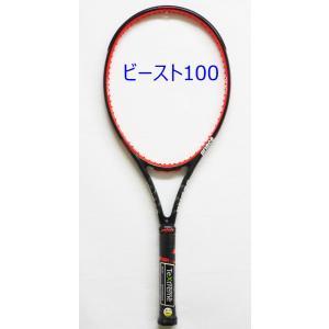 ビースト100/280g プリンス(prince) BEAST100/280g 7TJ062−テニスラケット・一般男性・女性用|nsp-nishinagasports
