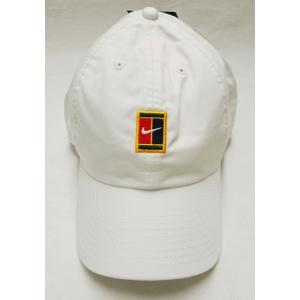 テニスキャップ ナイキ(NIKE) コートH86ロゴキャップ 852184/100-テニスアクセサリー nsp-nishinagasports