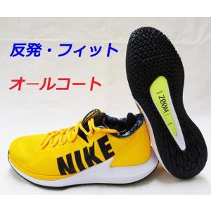 テニスシューズ ナイキ(NIKE) 2019  コートエアズームゼロHC AA8018/700−オールコート用|nsp-nishinagasports
