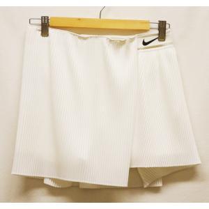 カラー:100(ホワイト) サイズ:S・M  レディーステニスウエア ナイキ NIKE コートウィメ...