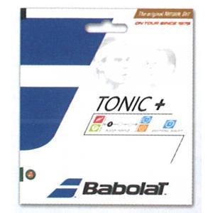 バボラ(Babolat) トニックプラスボールフィール TONIC+ BA201026−テニスストリング・ガット|nsp-nishinagasports