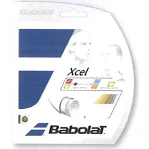 バボラ(Babolat) エクセル XCEL BA241110−テニスストリング・ガット|nsp-nishinagasports