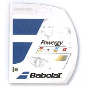 バボラ(Babolat) パワジー130 POWERGY130 BA241116−テニスストリング・ガット|nsp-nishinagasports