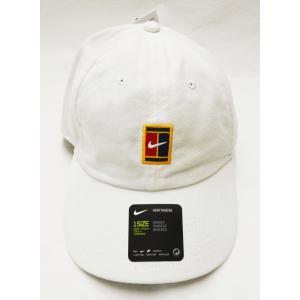 テニスキャップ ナイキ(NIKE) H86ヘリテージWDキャップ CL4434/100-テニスアクセサリー nsp-nishinagasports
