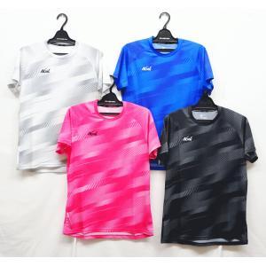 陸上ウェア ニシスポーツ(NISHI) グラフィックライトTシャツ N68-104−半袖シャツ|nsp-nishinagasports