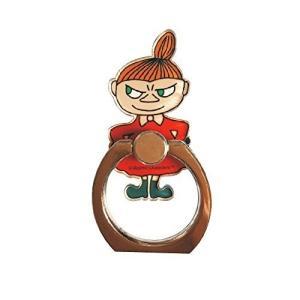 Moomin ムーミン スマートフォン用ホルダーリング ミイ
