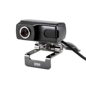 【お取り寄せ・納期未定】サンワサプライ WEBカメラ CMS-V40BK