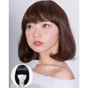 送料無料 フルウィッグ「ワンカールグラデーションボブ」1枚 空気感を演出できる大人可愛いワンカール 耳かけで個性的な女性らしい雰囲気を演出|ntc-yh