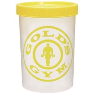 GOLD'S GYM ゴールドジム プロテインシェーカー 400ml 821911|nts