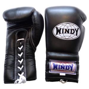 WINDY ウィンディ 試合用グローブ/ペア BGL 14oz 黒|nts