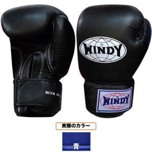 WINDY ウィンディ トレーニンググローブ/ペア BGVH 10oz 青|nts