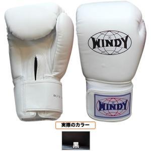 WINDY ウィンディ トレーニンググローブ/ペア BGVH 14oz 黒|nts
