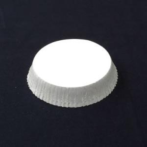 グラスカバー コップ/グラスのホコリよけ 白無地 φ63.5mm 100枚入 nts