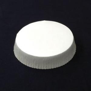 グラスカバー コップ/グラスのホコリよけ 白無地 φ73.5mm 100枚入 nts