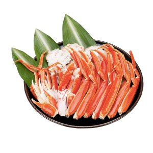 食べやすくなったボイルズワイガニ脚肉1kg 日テレポシュレ(日本テレビ 通販)