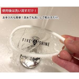 レジェンド松下 5セカンズシャイン(かかと削り)2個組 (日本テレビ 通販 ポシュレ 通販王日テレ) ntvshop 08