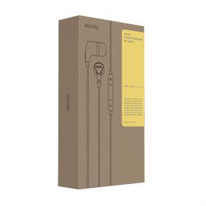 【公式ストア】NUARL NE1000シリーズ用イヤーピースセット(イエロー)|nuarl