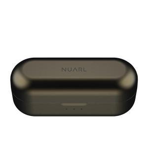 NUARL N10 Plus用充電ケース(ライトオリーブ)|nuarl