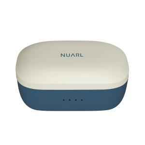 NUARL N6sports用充電ケース(クラシックブルー)|nuarl