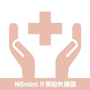 NUARL N6mini片側紛失補償チケット|nuarl