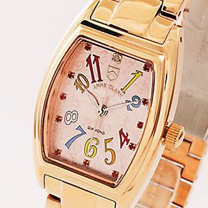 ANNE CLARK レディース腕時計/アンクラーク 人気 大人気ピンクゴールド/腕時計/ANNE CLARK女性用腕時計/AM-1022|nuchigusui