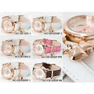 レディース腕時計/アレサンドラオーラ 人気 ピンクゴールド 選べる6種類 ハートチャーム/腕時計/女性用腕時計 nuchigusui 04