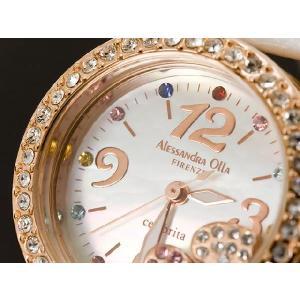 レディース腕時計/アレサンドラオーラ 人気 ピンクゴールド 選べる7種類 チェレブリタハートチャーム/腕時計/女性用腕時計|nuchigusui|05