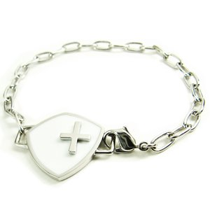 ブレスレット レディース ホワイト シルバー ララクリスティー LARA Christie 誕生日 プレゼント ギフト セール 贈り物|nuchigusui