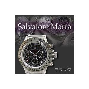 クロノグラフ メンズ腕時計|サルバトーレ・マーラ  スケルトンクロノグラフ腕時計 SM-7016 BK クロノグラフ|nuchigusui