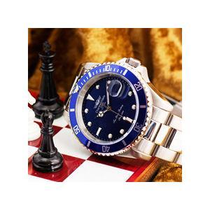 シャルルホーゲル 選べる2色 ブルー/ブラックメンズ腕時計 CharlesVogeleギフト 男性用 nuchigusui