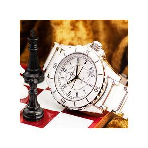 シャルルホーゲル セラミックウォッチ 全2色 メンズ/レディース腕時計 CharlesVogeleギフト 男性用 nuchigusui