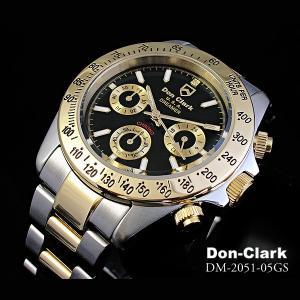 ダンクラーク DON CLARK 腕時計 人気 メンズ ダイヤモンド Don Clark ホワイトデー プレゼント ギフト セール 贈り物|nuchigusui