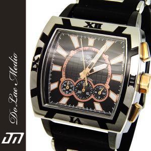 雑誌パワーウォッチ掲載商品 ドルチェ・メディオ 人気 DolceMedio メンズ腕時計 DM8012 全4色ギフト 男性用|nuchigusui