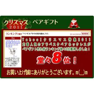 ペアネックレス ダイヤモンド ハート ペアネックレス シルバー ダイヤ 誕生日 プレゼント 人気 ギフト セール|nuchigusui|06