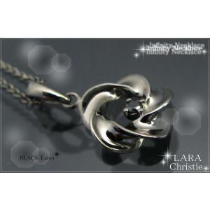 ネックレス ブラック ララクリスティー LARA Christie クリスマス プレゼント ギフト セール 贈り物|nuchigusui